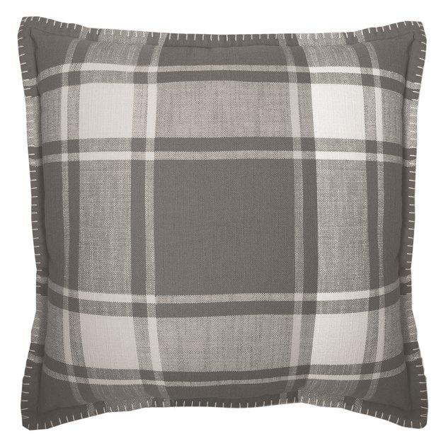 Better Homes & Gardens Reversible Plaid Decorative Pillow, $12.87