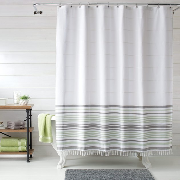 Better Homes & Gardens Turkish Stripe Shower Curtain, $18.48