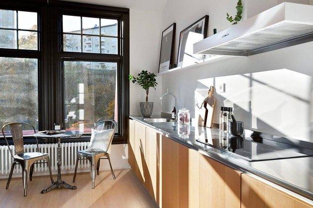 airbnb kitchen