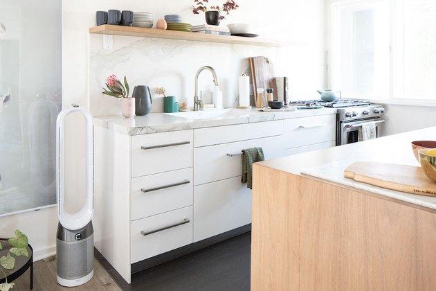 air purifier kitchen