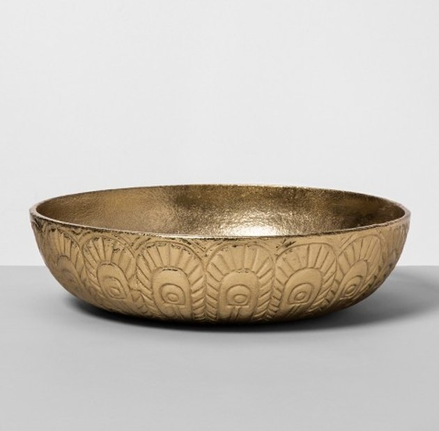 Target Peacock Bowl - Opalhouse