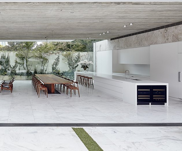 Toorak Residence in Melbourne