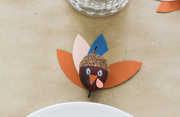Acorn turkey