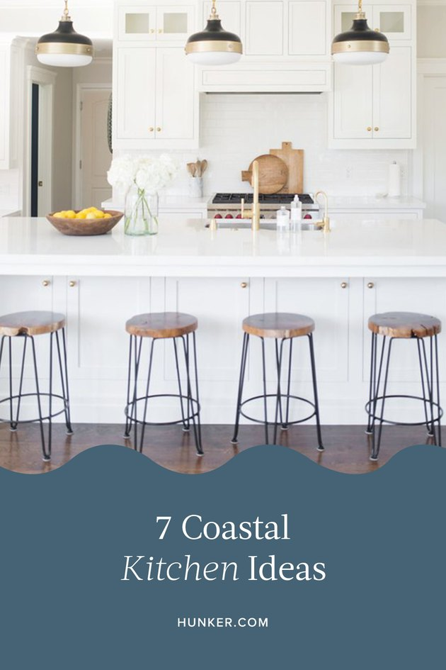 Coastal Kitchen Ideas and Inspiration