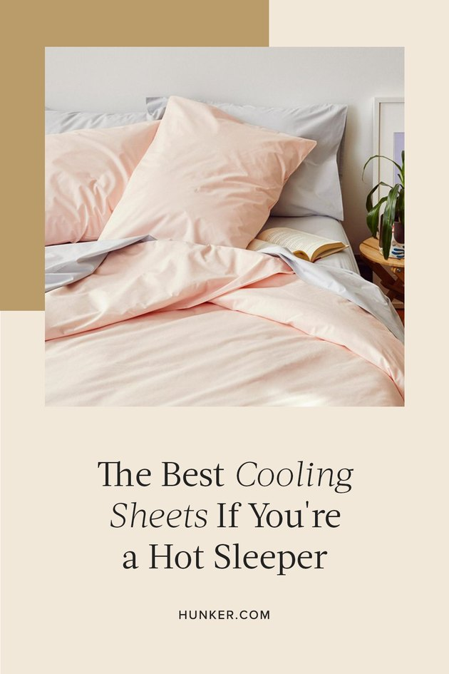 The Best Cooling Sheets To Buy If You're a Hot Sleeper