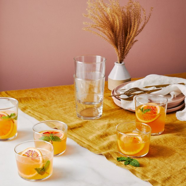 food52 drinking glasses