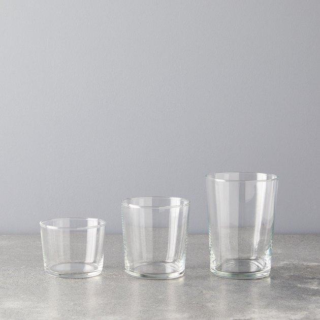 Food52 Bormioli Rocco Stackable Bodega Glasses