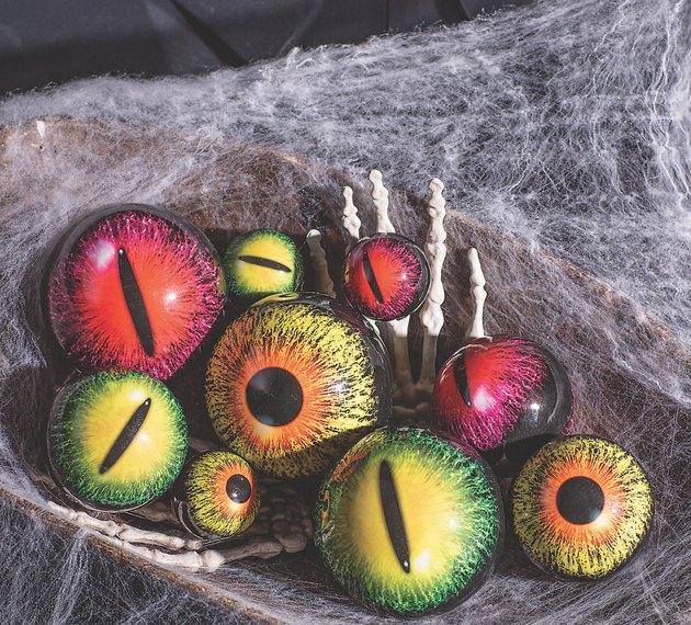 Snake eye orbs