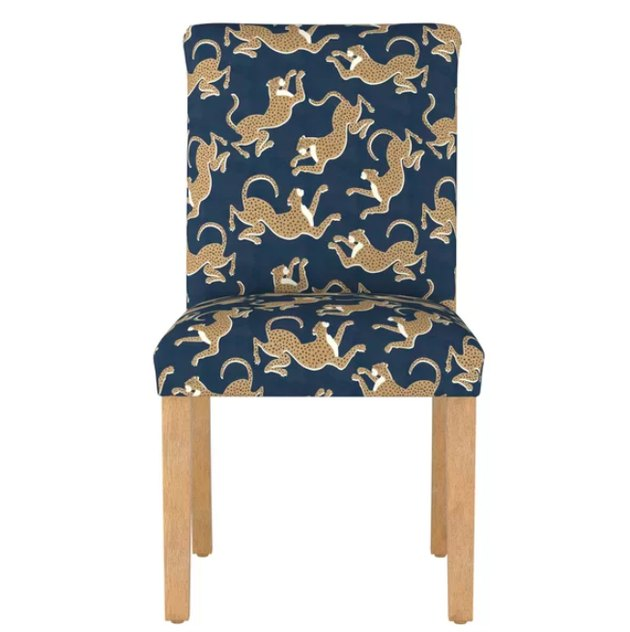 Bloomsbury Market Leopard Dining Chair, $245.99