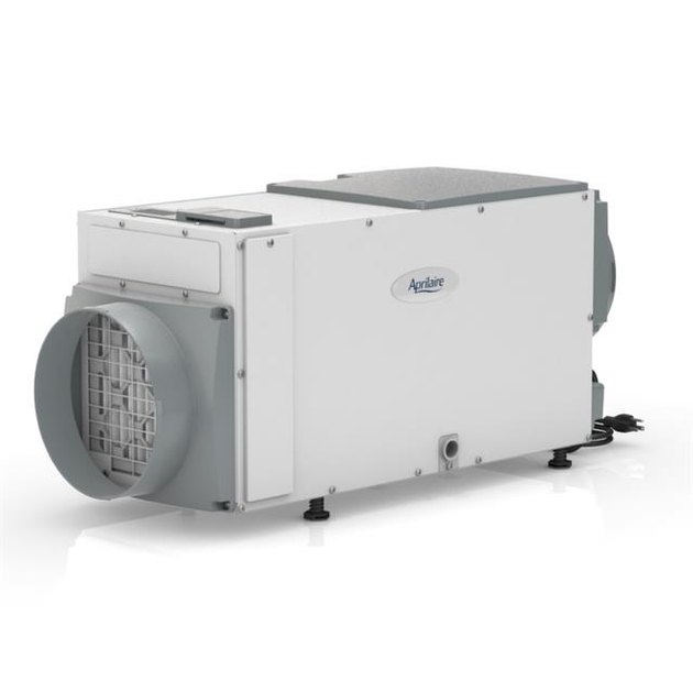 Aprilaire whole-home dehumidifier.