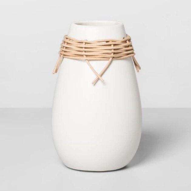 Opalhouse Earthenware Vase
