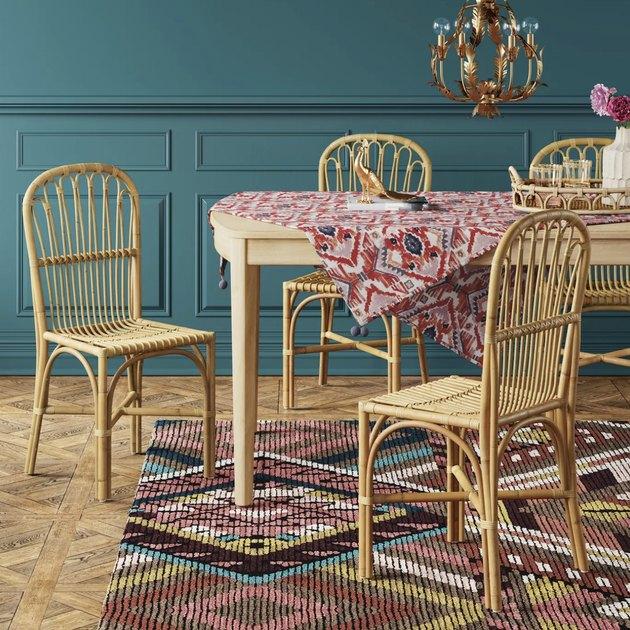 Opalhouse Cuprina Rattan Dining Chair