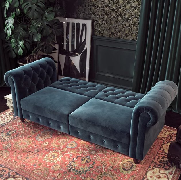 Arana Chesterfield Convertible Sofa