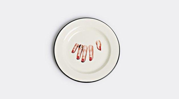 Seletti Wears Toiletpaper Plates