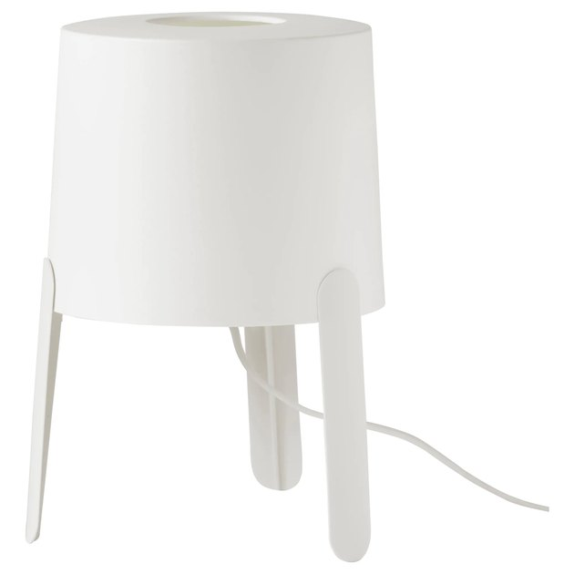 ikea white table lamp