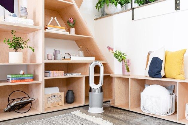 design-friendly air purifier