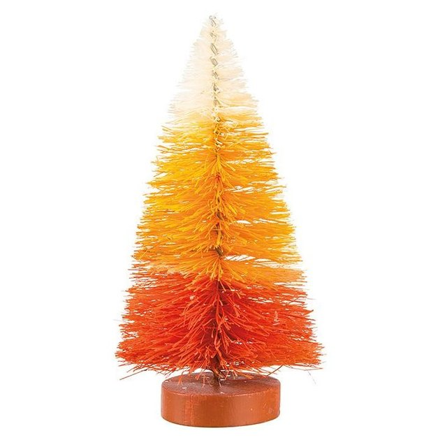 Mini Candy Corn Trees
