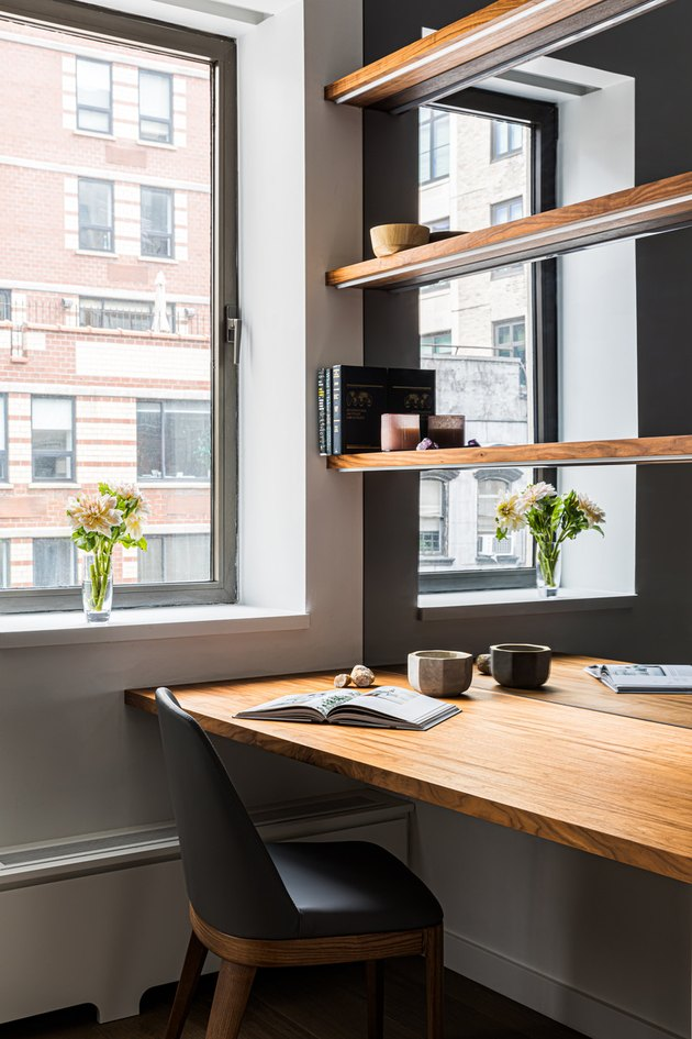 small apartment workspace ideas