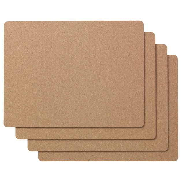 ikea cork placemats