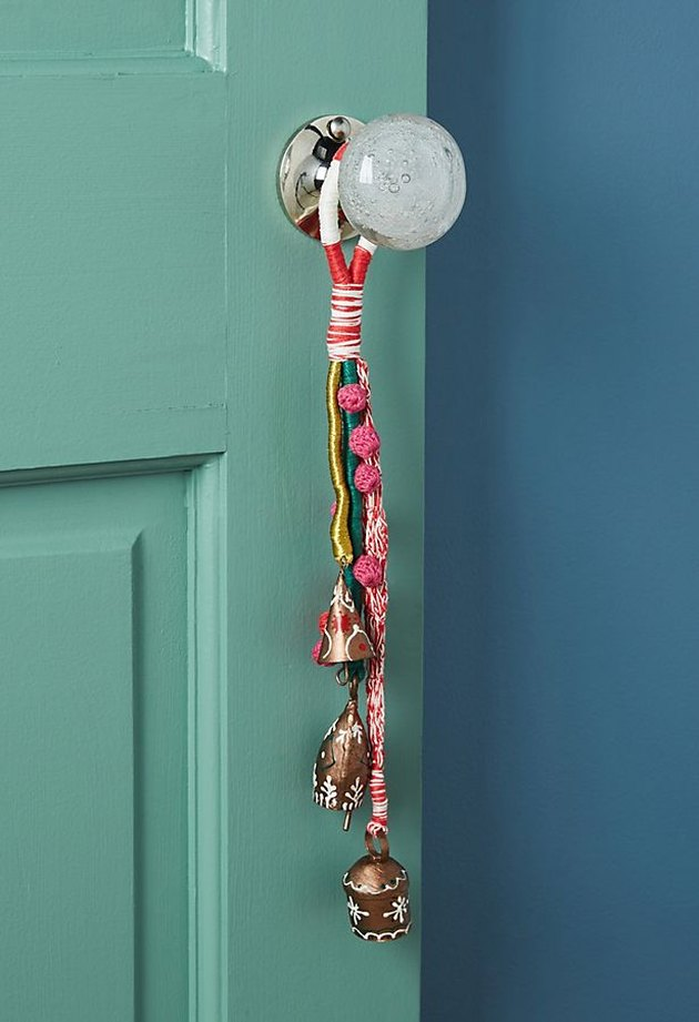holiday door hanger