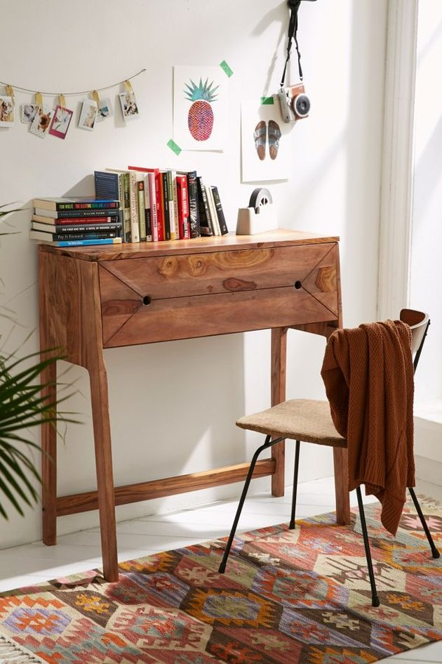 Urban Outfitters Mid-Century Fold-Out Desk