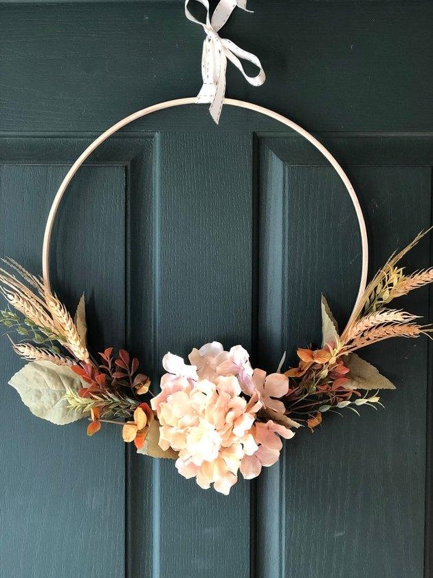 the vera boutique wreath