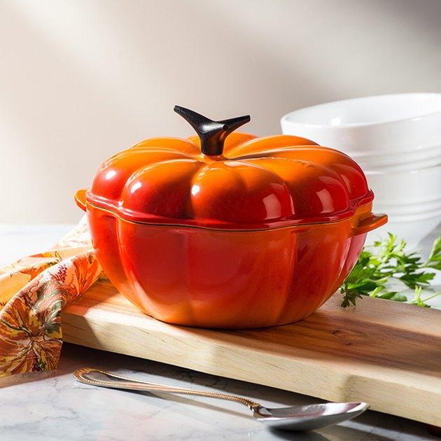 Le Cresuet pumpkin