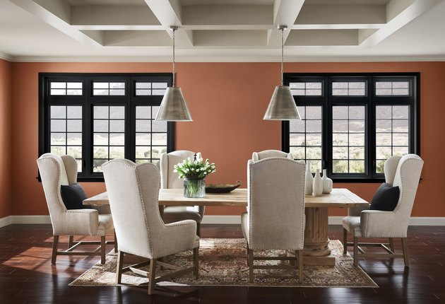 sherwin-williams cavern clay paint