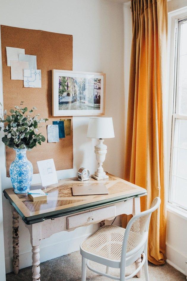 small space desk ideas