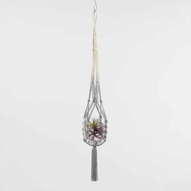 Gray Ombre Plant Hanger from World Market