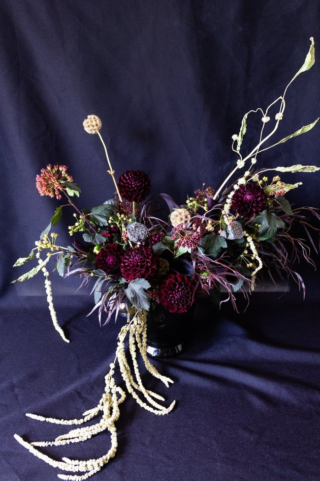 Dramatic bouquet