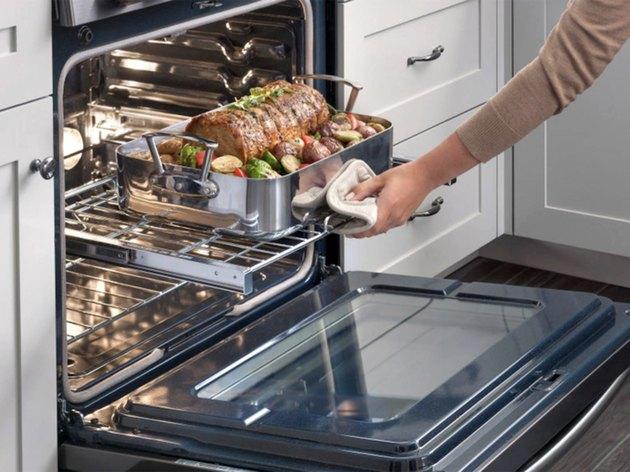 Samsung smart stove
