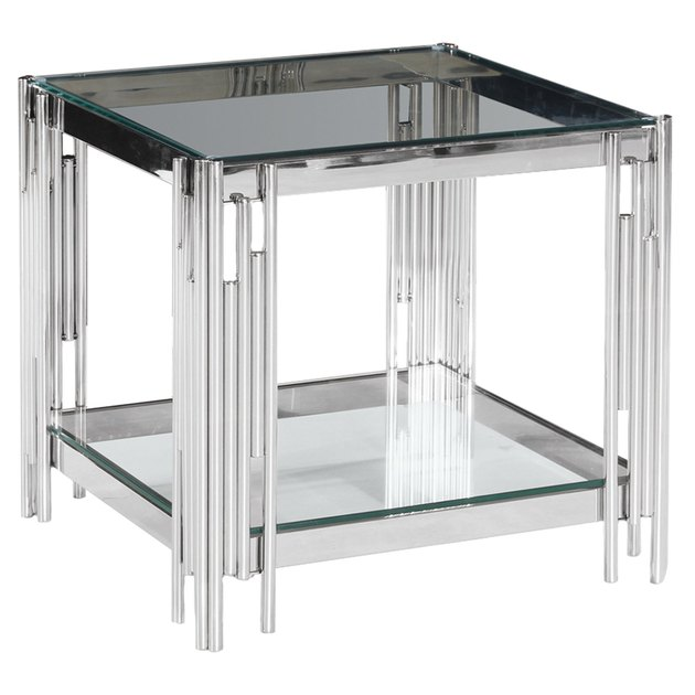 Sagebrook Home 2-Tier Accent Table, $464.49