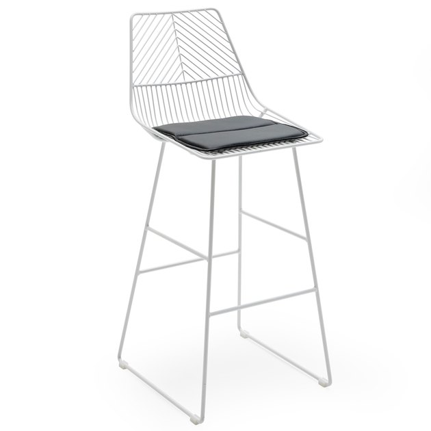 MoDRN Scandinavian Metal Bar Stool, $149