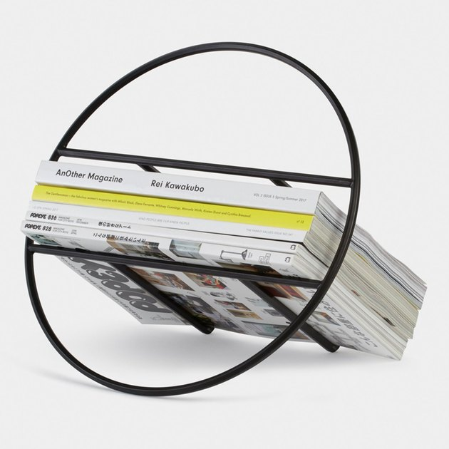 Umbra Shift Hoop Magazine Rack, $52.70