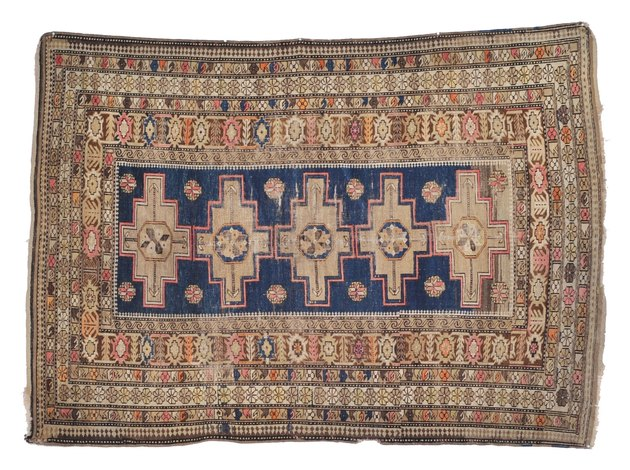 Antique rug for the modern home