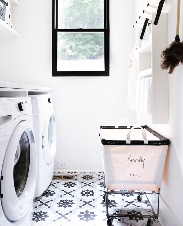 The Home Edit Laundry Room