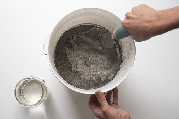 Comment faire un bol en béton bricolage
