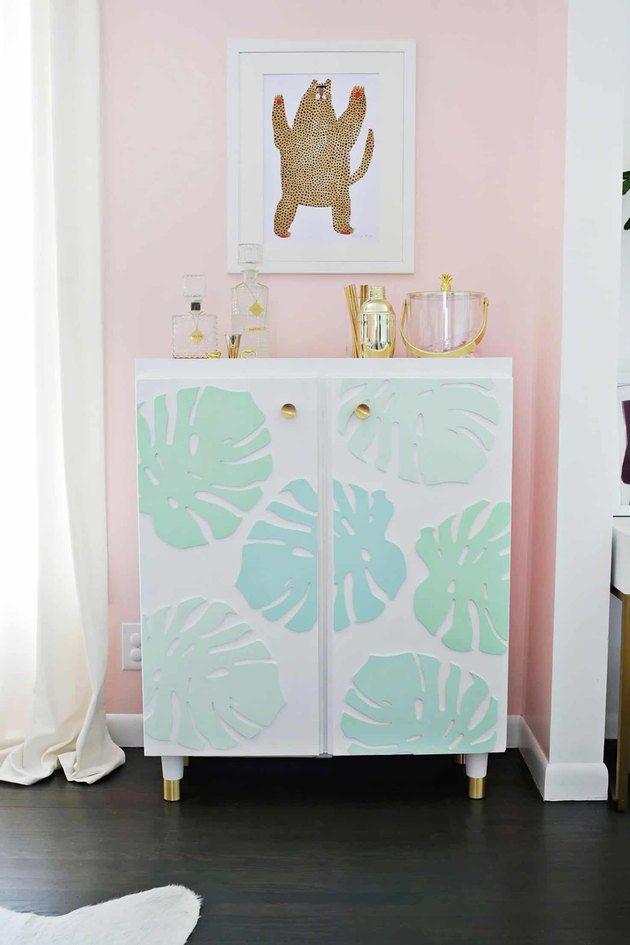 Ikea Decor Hack: Ivar cabinet makeover