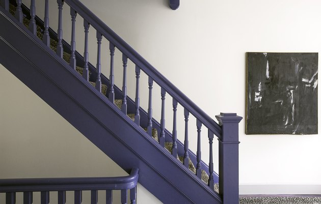 hotel tivoli purple staircase