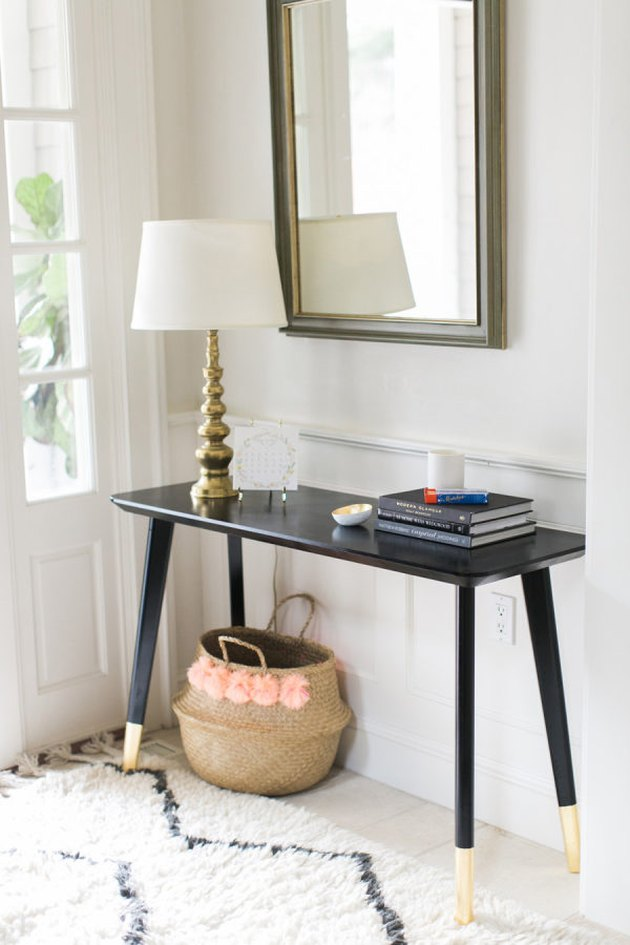 Ikea Decor Hack: Lisabo desk makeover