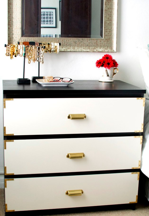 Idea Decor Hack: Malm dresser makeover