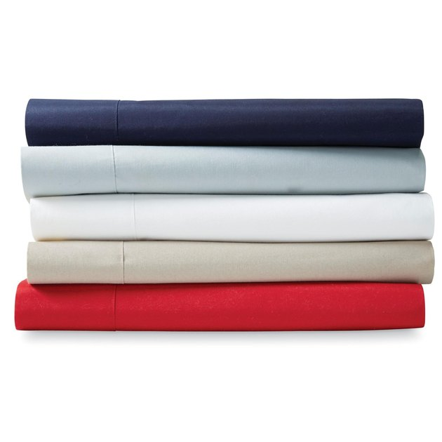 Bed sheet stack