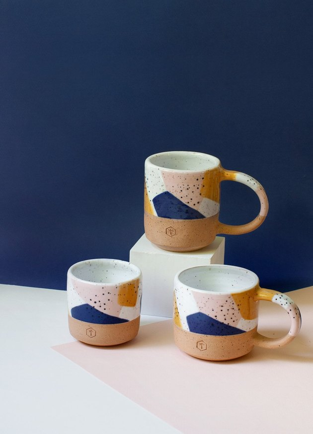 Handmade ceramic mugs by Willowvane