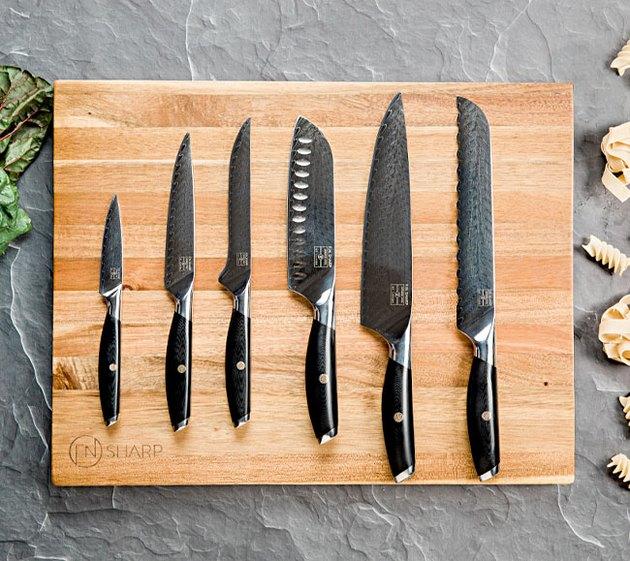 fn sharp knife set