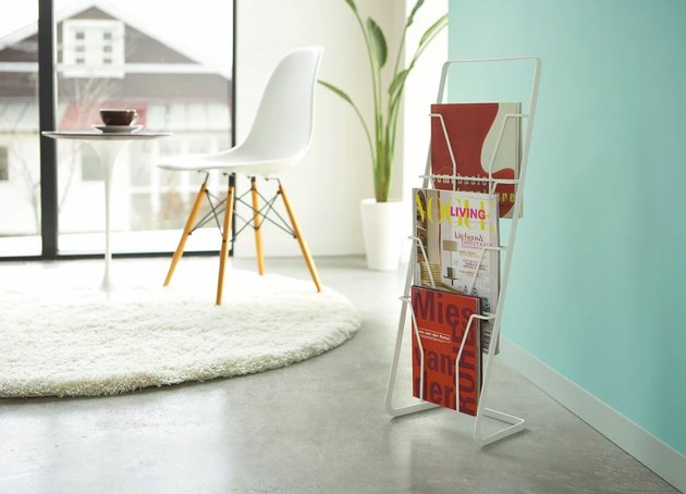 Yamazaki Home Tower Magazine Rack, $41.79