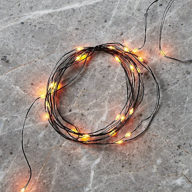 Halloween twinkle light strand