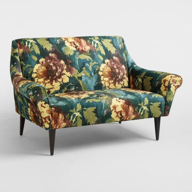 Floral Liliana Loveseat