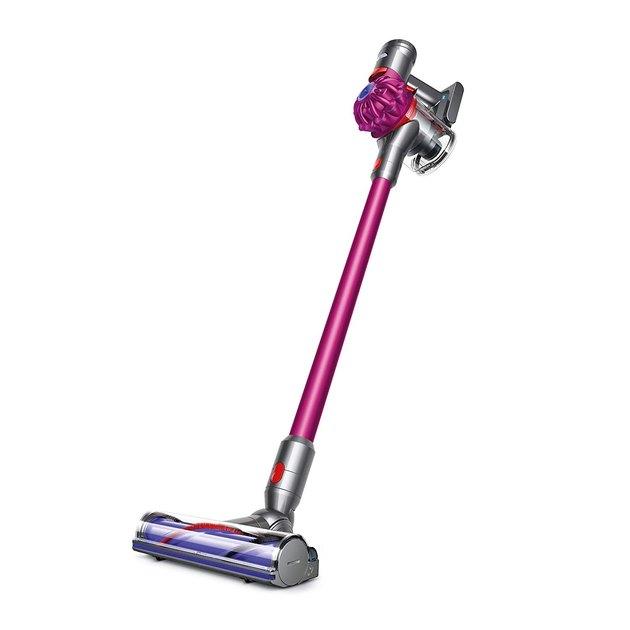 fuschia cordless vacuum