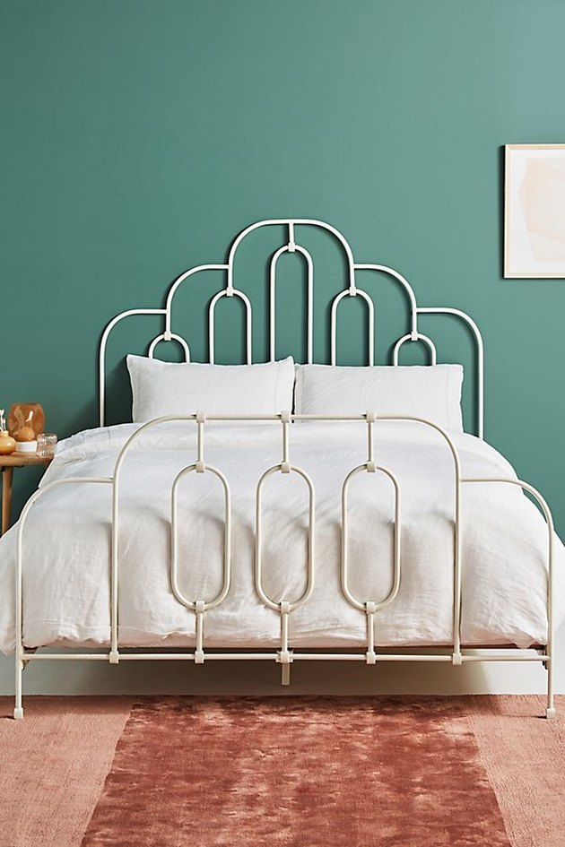 Anthropologie Art Deco Bed